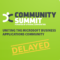 Community Summit Europe 2020 Postponed